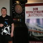 Fotoreportaż z V Turniej Dart's 301 Pracowników Oświaty – Ustroń Jaszowiec 15