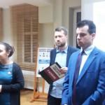 ŚLĄSK ŻĄDA REFERENDUM - KONFERENCJA PRASOWA W OKRĘGU ŚLĄSKIM ZNP  07