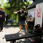 Fotoreportaż z VI SAMOCHODOWY RAJD RODZINNY Ustroń 27.05.2017  39