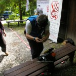 Fotoreportaż z VI SAMOCHODOWY RAJD RODZINNY Ustroń 27.05.2017  70